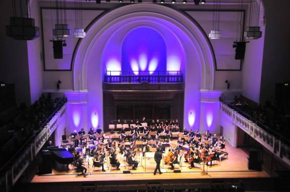 Cadogan Hall 2014